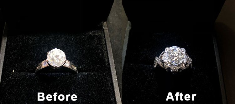 Why Remount Your Diamond Ring?