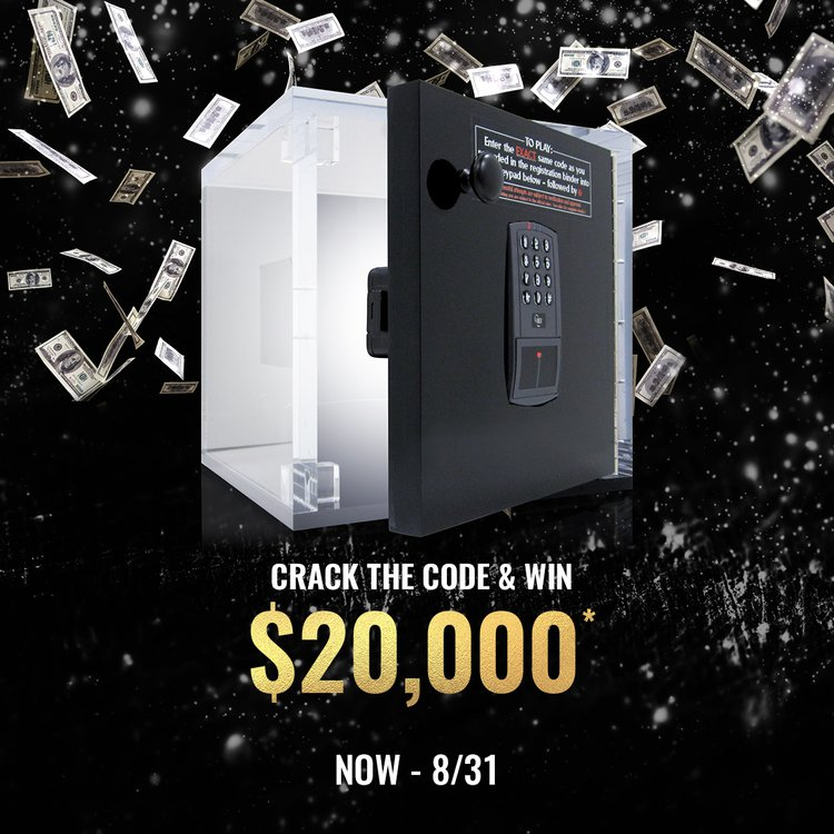 Casale Anniversary Celebration - Crack the Safe and Win $20,000
