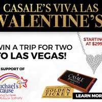 Casale Jewelers Viva Las Valentine's - Heart Jewelry, Chocolate & Las Vegas :)