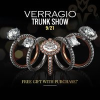 Verragio Engagement Ring and Wedding Band Trunk Show at Casale Jewelers in Staten Island - September 21, 2019