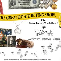 Great Estate Buying Show at Casale Jewelers