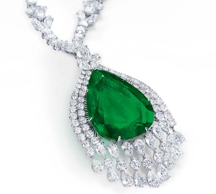 75.61-Carat Emerald Once Worn by Catherine the Great Is Up for Sale at Christie's