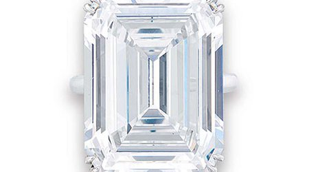 Legendary 'Jonker V' Diamond Returns to Christie's Auction Block After Just Two Years