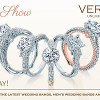 Verragio Engagement Ring and Wedding Band Trunk Show at Casale Jewelers, Staten Island - May 18th, 2019