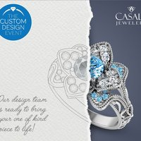 Guild and Facet Custom Design Event at Casale Jewelers