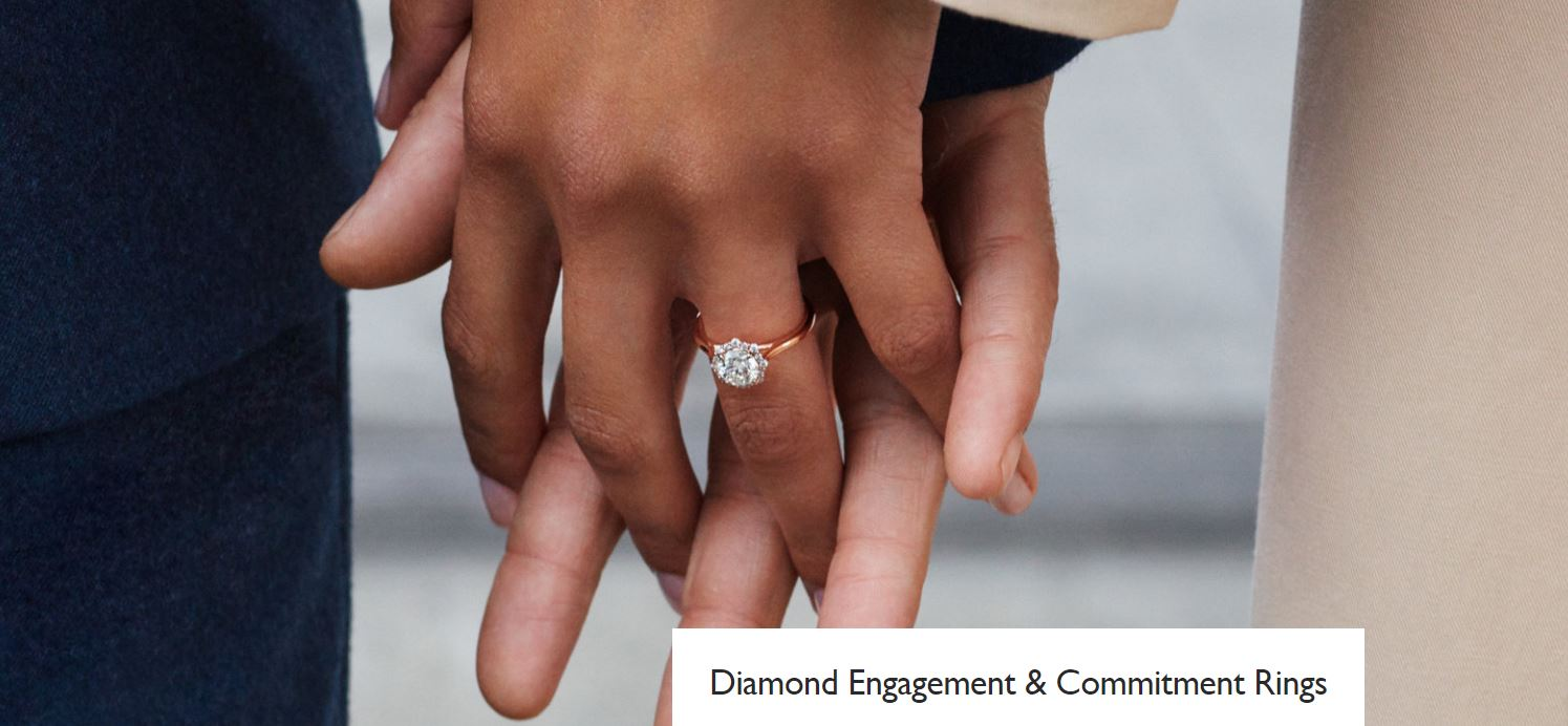 Forevermark Engagement Collection