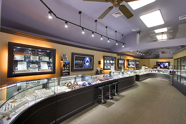 Inside Casale Jewelers